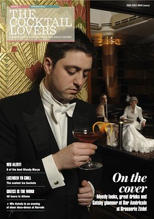 The Cocktail Lovers Print Issue 7