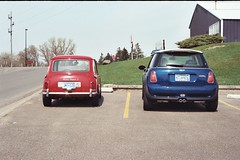 MINI and Mini at Sauk Rapids shop