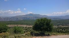 Path back to Mount Srdj