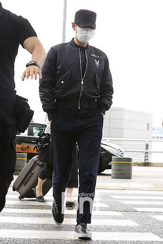 Big Bang - Incheon Airport - 26jun2015 - BNT - 17