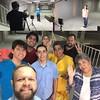 Ayer en @estudiosumx en Monterrey grabando un video para nuestro evento de origami en octubre #diasmundialesdelorigami #origamex