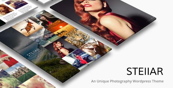 Stellar Theme v1.6 - Creative Photography Responsive