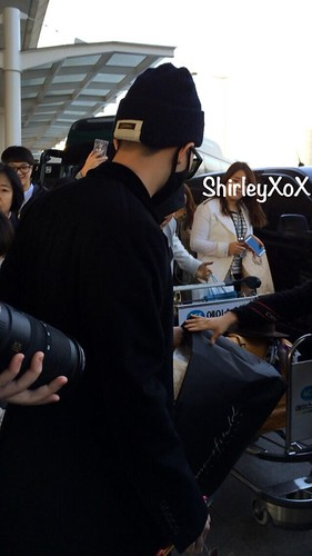 Big Bang - Incheon Airport - 10apr2015 - G-Dragon - Hi_Shirleyxox - 14
