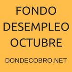 fondo de desempleo octubre 2016