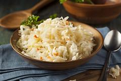 Raw Organic Pickled Sauerkraut