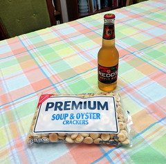 My Version of International Beer and National Oyst…