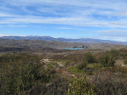 Torres del Paine: trek du W. Jour 1: à la conquête de Las Torres.