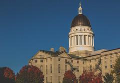 Maine State Legislature Office (Capitol) - Augusta