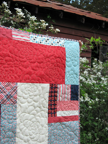 Free motion quilting!