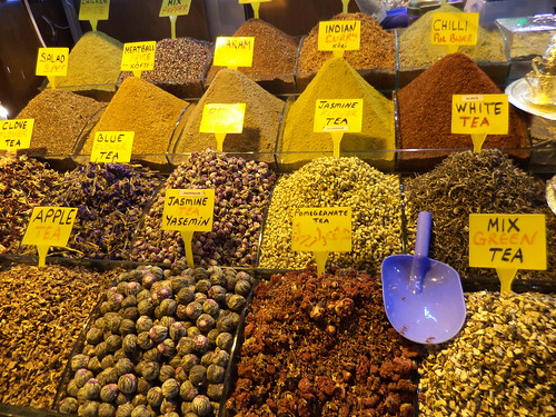 Tea and Spices, Istanbul
