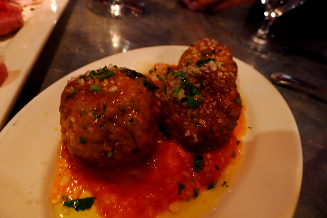 meatballs with tomato potato