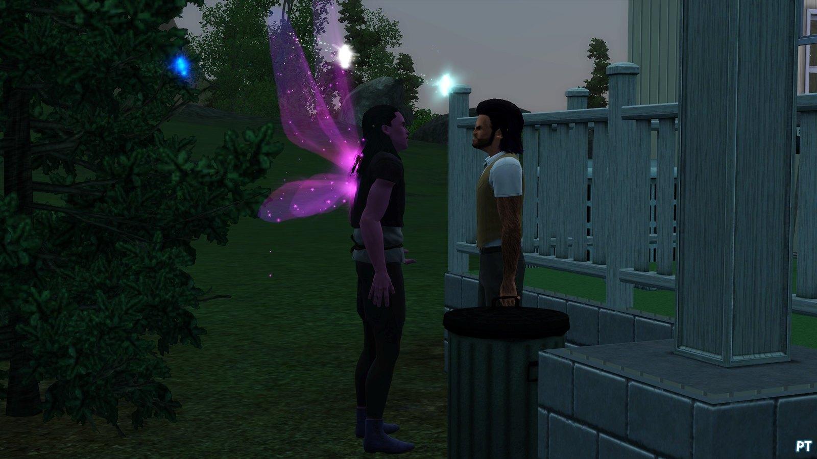 Sims 3 Bovennatuurlijk Feeënkoningin