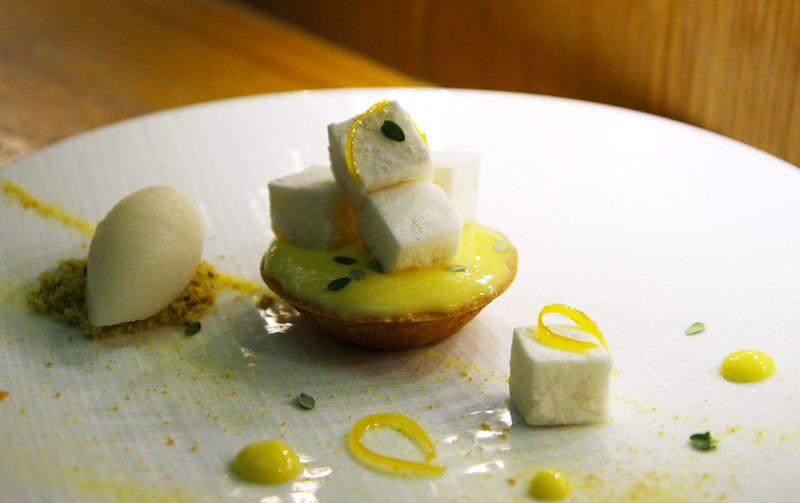 Lemon Meringue Tart, Marshmallow