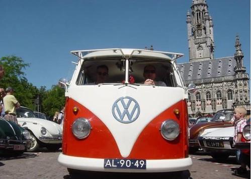 AL-90-49 Volkswagen Transporter kombi 1961