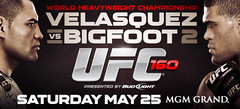 UFC 160 PPV at SPILL