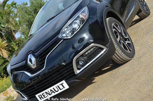 Prueba Renault Captur