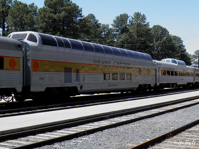 Canyon Train