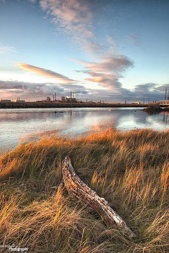 Industrial Backdrop by Dave Brightwell