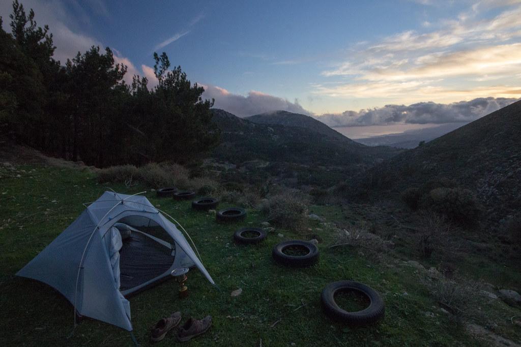 Gorge-ous Campsite