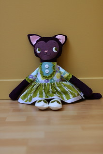 Katy Kitty- Purple