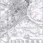 1947 Saigon Map