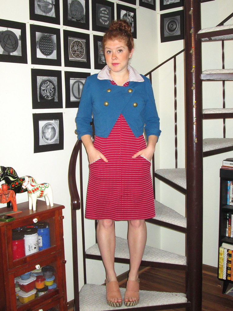 5-6-13 Sorta sailor jacket