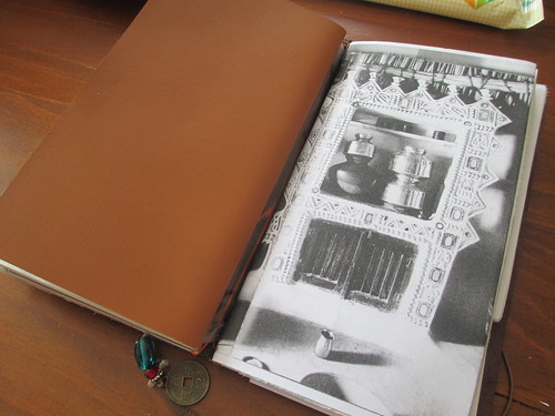 Homemade Traveler's Notebook Insert