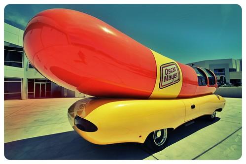 Wienermobile!