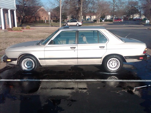 Bmw e28 bronzit hampton roads va for Craigslist hampton roads farm and garden