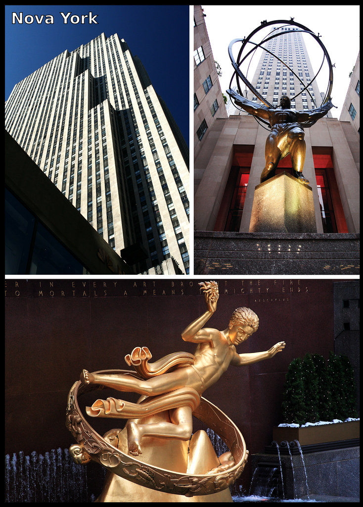 Rockefeller Center - Nova York