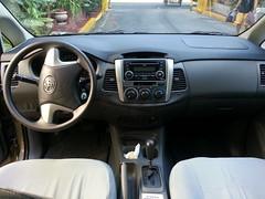automobile, toyota, toyota innova, vehicle, land vehicle,