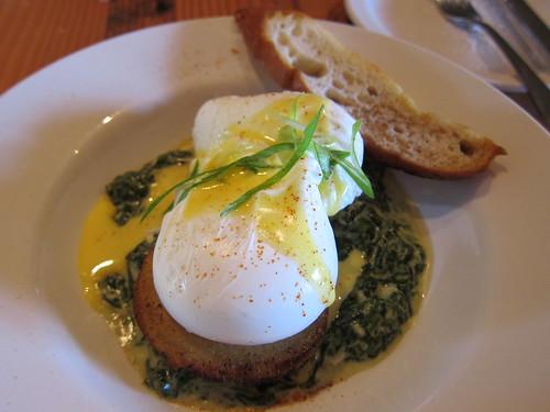 eggs, The Parish Cafe IMG_4745