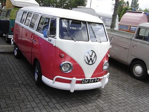 DM-56-94 Volkswagen Transporter kombi 1965