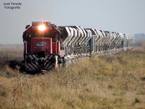 GM GT26 9405 Belgrano cargas y logistica SA (FCGSM)