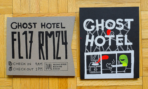 Kim Ku_Ghost Hotel