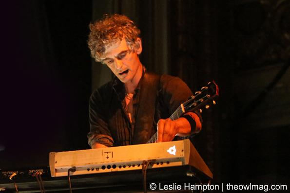 Blonde Redhead @ Regency Ballroom,SF 11/11/14