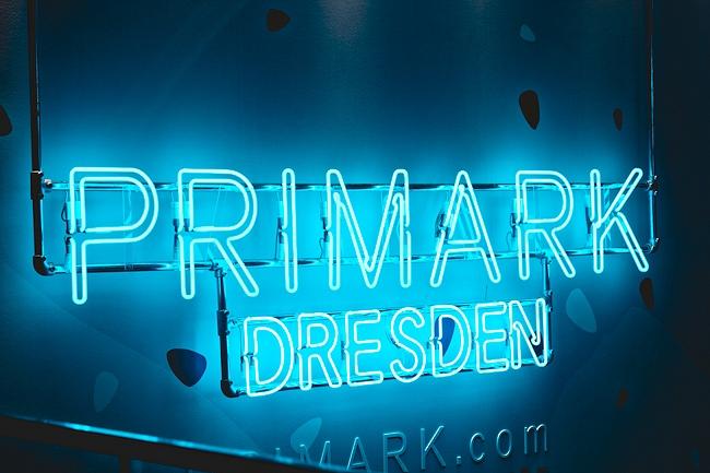 Primark Dresden Eröffnung