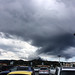 Az Monsoon Storm Over Thumb Butte
