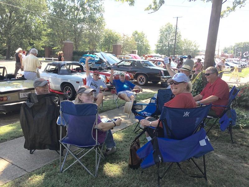 9/16 Somerville Car Show