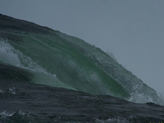 The edge @Niagara Falls