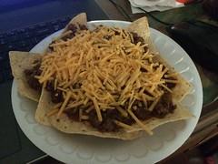 Taco Meat & Nachos