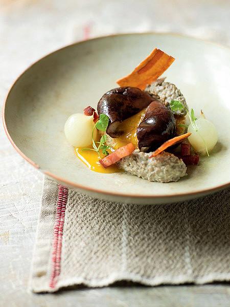 法式料理神髓:廚神米歇爾首度公開米其林星級料理技藝與心法