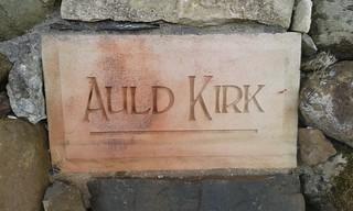 Auld Kirk in Strathcarron