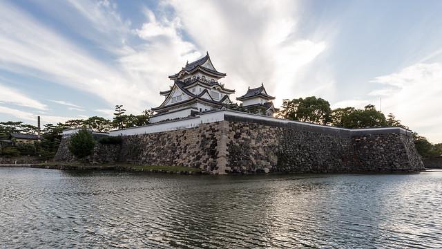 Château de Kishiwada