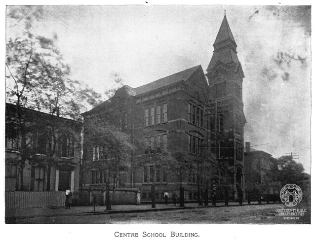 Centre School - Fifth Ward