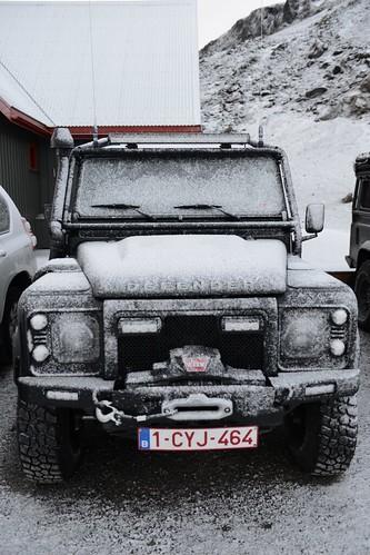 iceland landrover defender defender110 askja