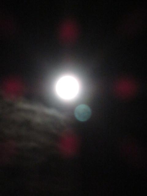 moon - Sept 2016, Canon POWERSHOT ELPH 350 HS