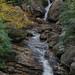 Skinny Dip Falls (Blue Ridge Parkway) by *Ken Lane*