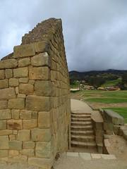 Templo del Sol Ingapirca Ecuador 04