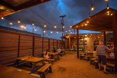 A storm is brewing at Deep Ellum Brewery